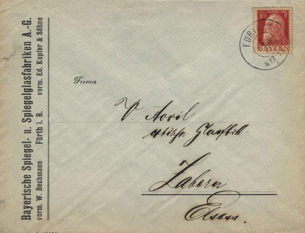 Spiegel Letters Bestellen : Bayerische spiegel u spiegelglasfabriken